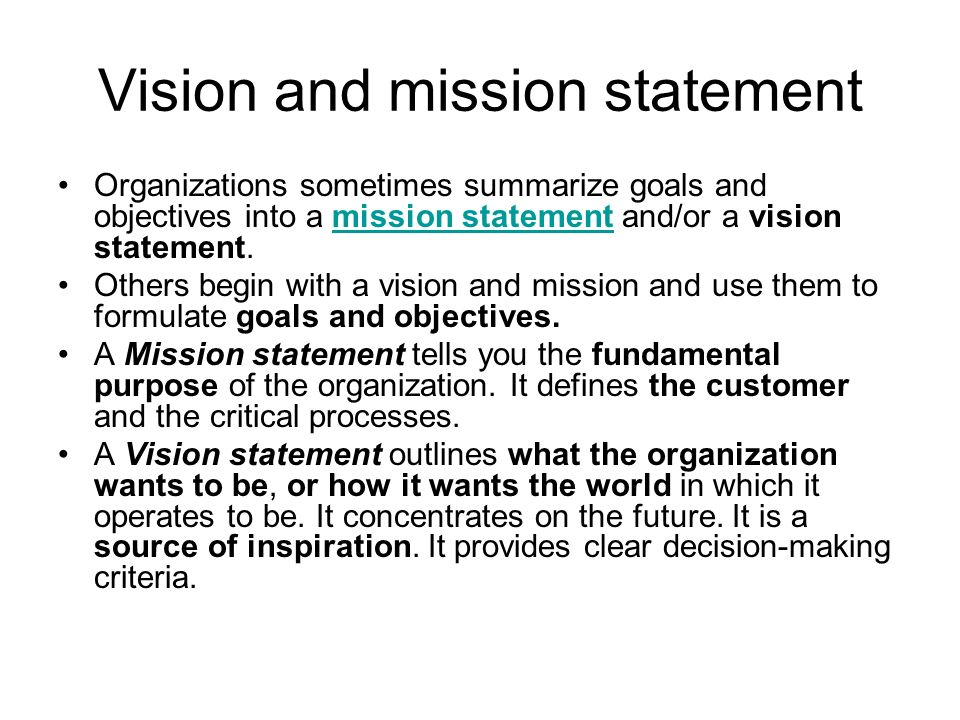 the vision and mission statement of greenpeace