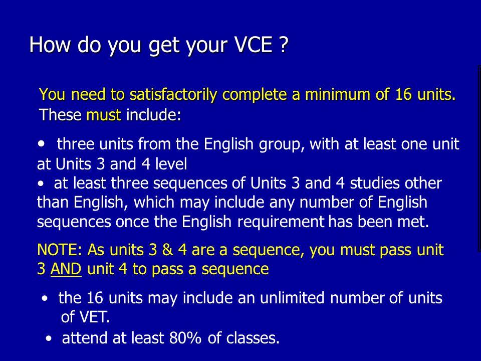 VCE psychology results? | Yahoo Answers