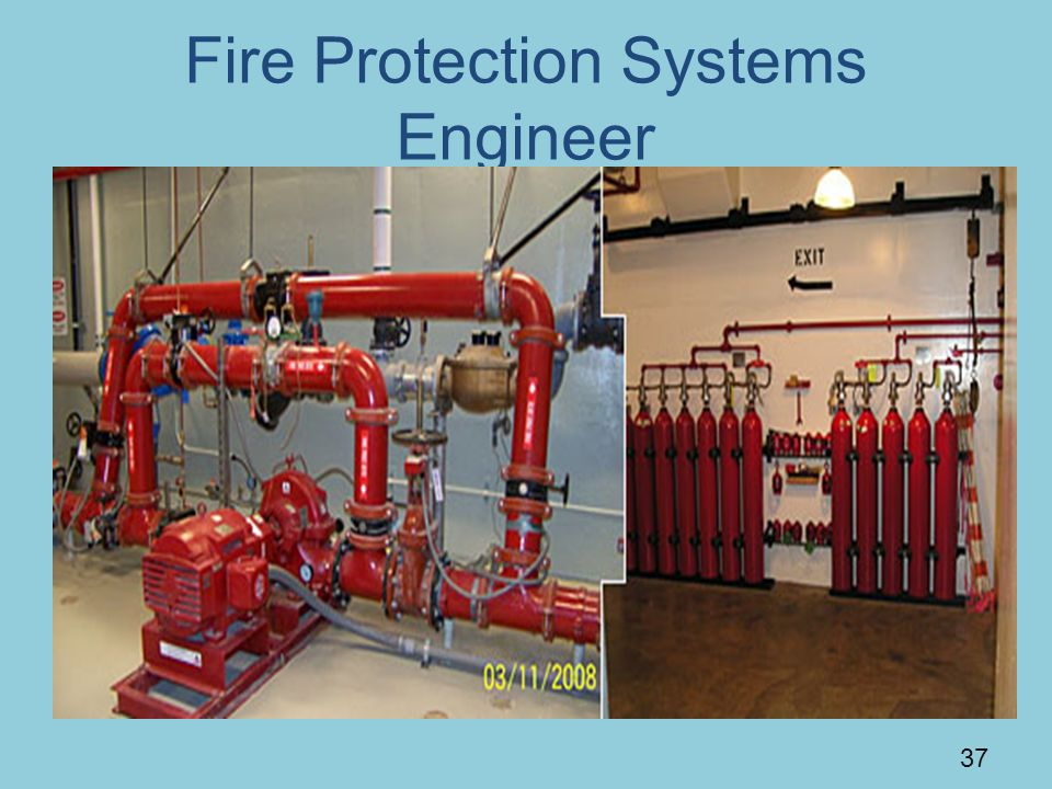 Fire Protection Systems Engineer