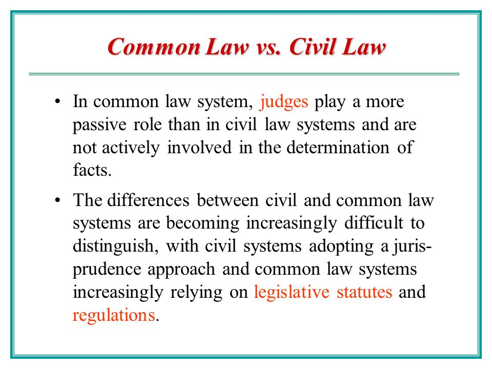 natural law vs civil law The moral law from the catechism natural law is the basis for that civil law which draws conclusions from its principles and creates legal structures « prev.