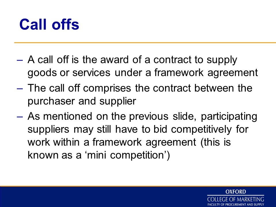 Supply Agreement Contract Supply Agreement 9 Supply Contract