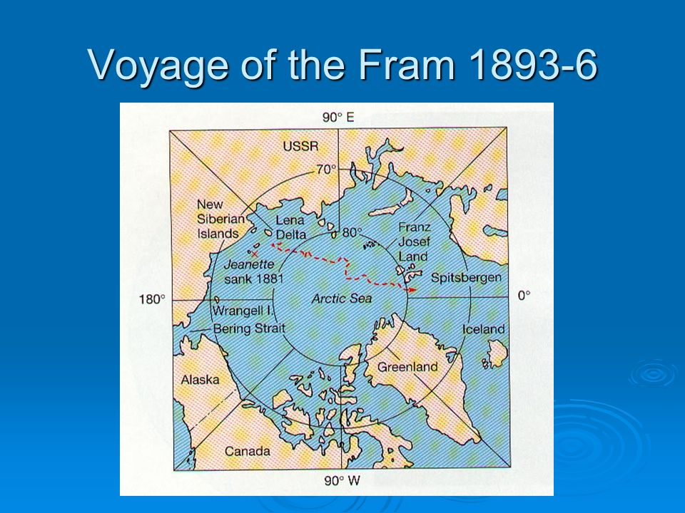 Voyage of the Fram