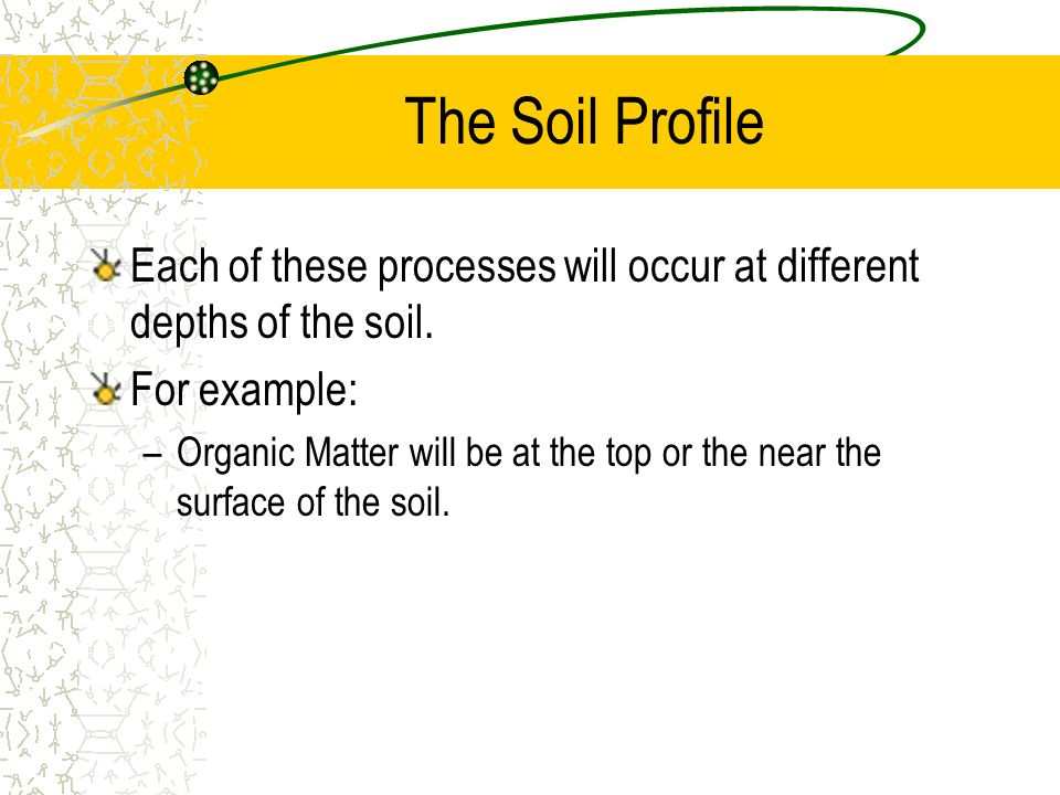 Soil origin and development ppt video online download for Soil is an example of
