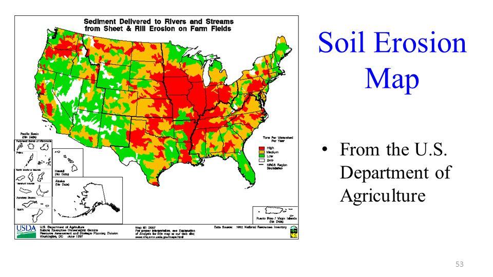 Land Degradation Due to Agriculture Part 2Soil Erosion ppt