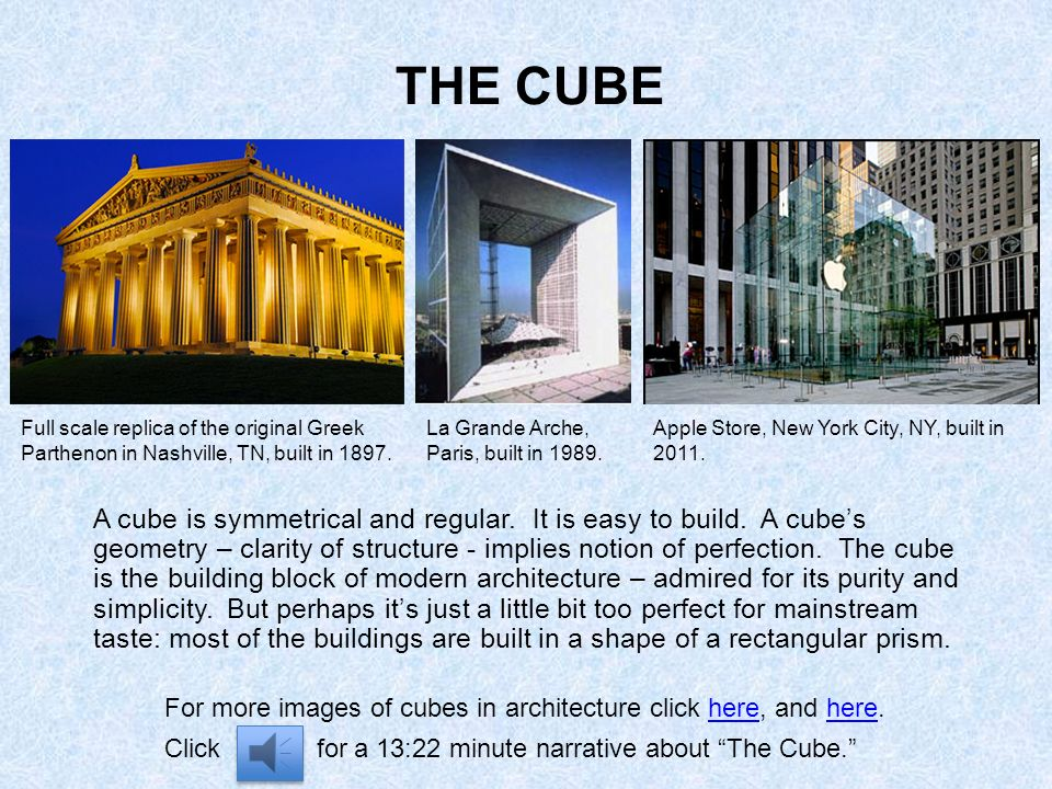 Modern Architecture Nashville Tn geometric shapes in architecture - ppt video online download