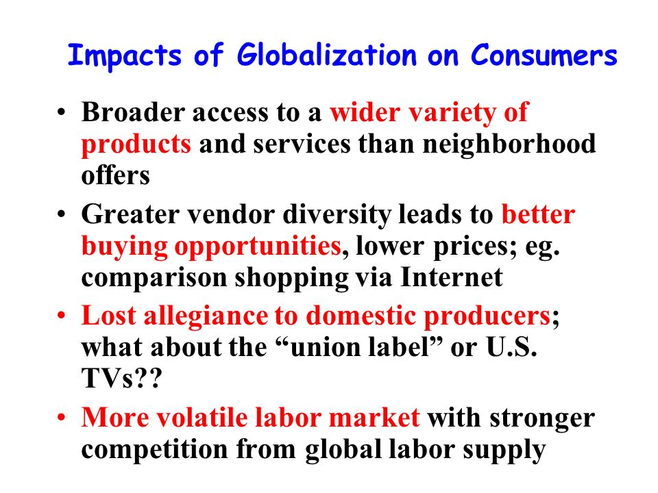 impact of internet marketing globally Full-text paper (pdf): the impact of the internet on marketing strategy:  revisiting early  in print or electronic forms without written permission of igi  global.