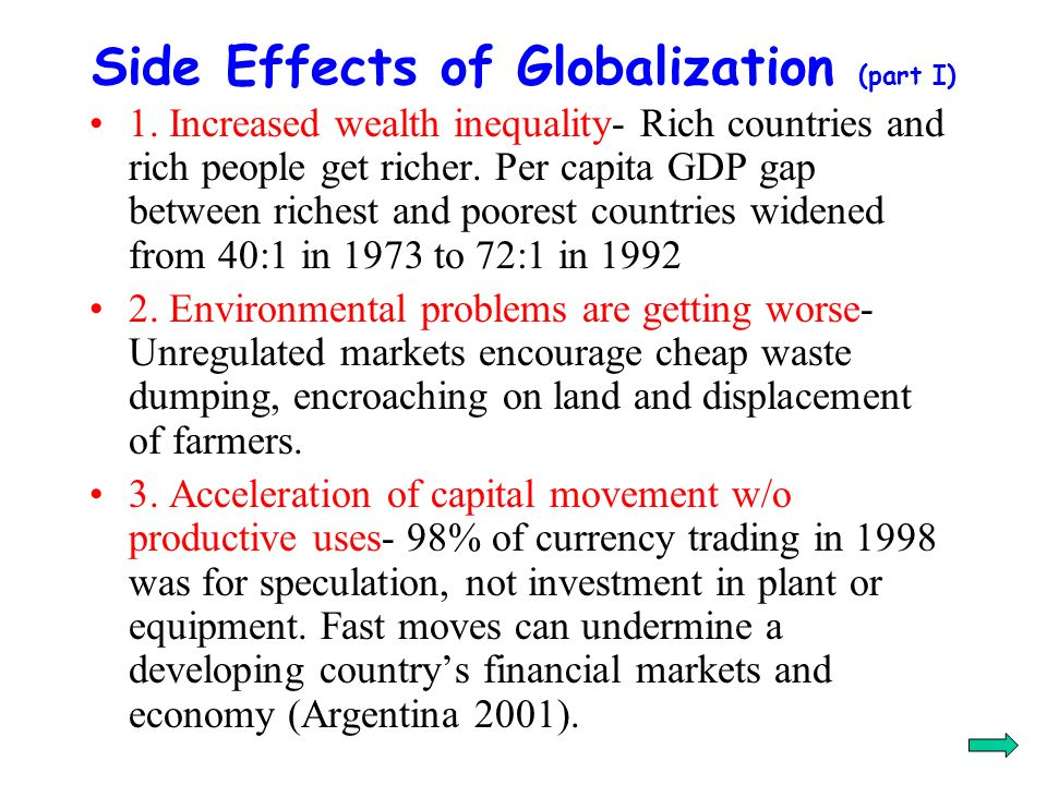 effects of globalization on labor markets Globalization, labor market regulation, and firm behavior moritz meyer and paul vandenberg  although the effects of labor market regulation vary and remain controversial (baccaro and rei 2007, feldmann 2009)  labor market regulation, and firm behavior і 3  labor market regulation firms  to  = % %,  economics bank.