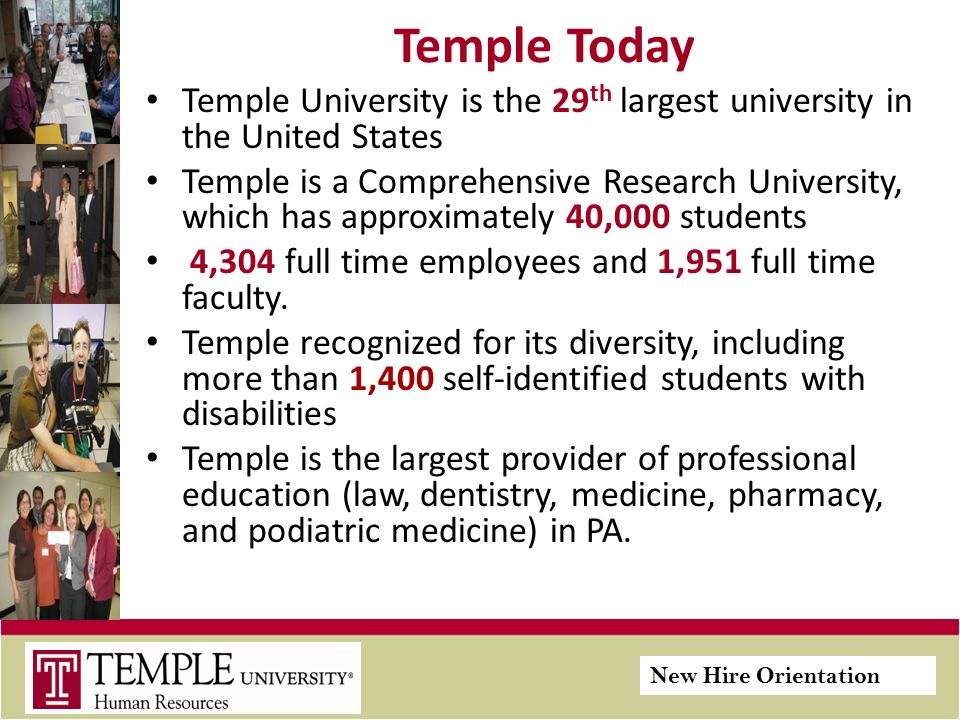 Welcome To Temple Facilitated By Ppt Download