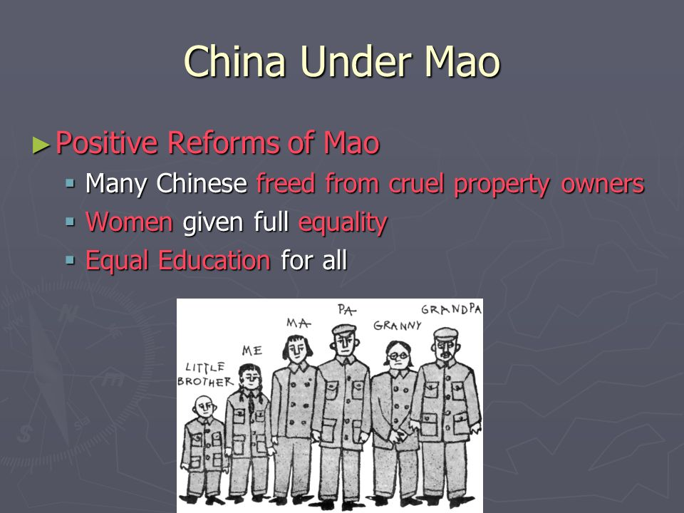 """chinese economic reform under communist rule essay Essay about history of china under mao zedong  of the people's republic of china"""" (ib packet, 60) this date marked the official beginning of the ccp's (chinese communist party) rule under a single party rule however, one question remains: what exactly were the prominent conditions that led to this rise of the ccp under mao zedong."""