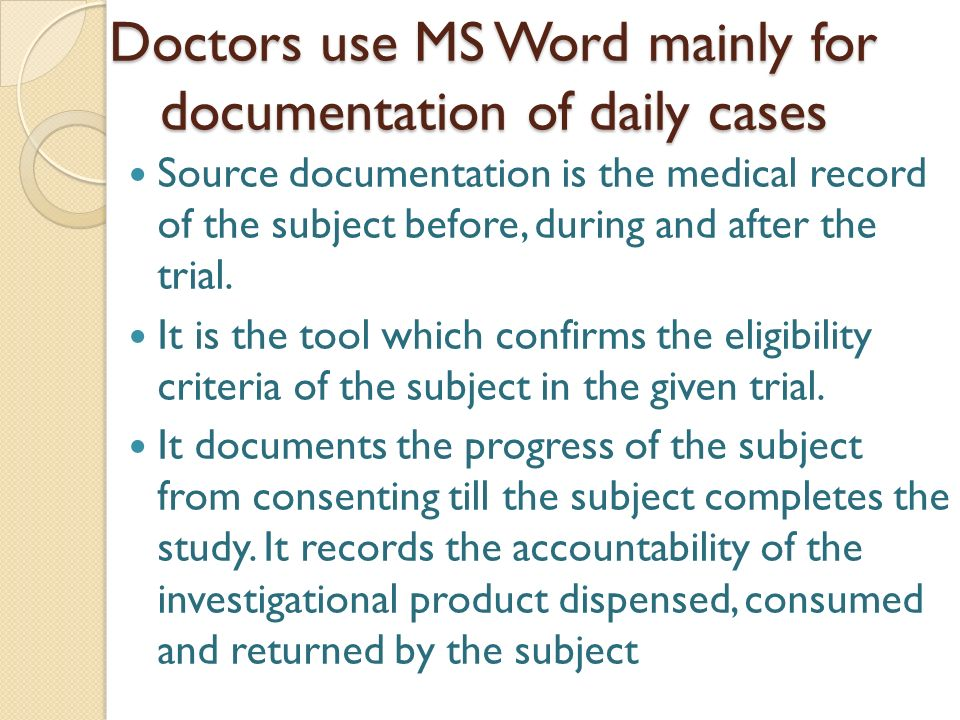 The uses of microsoft word | Custom paper Sample