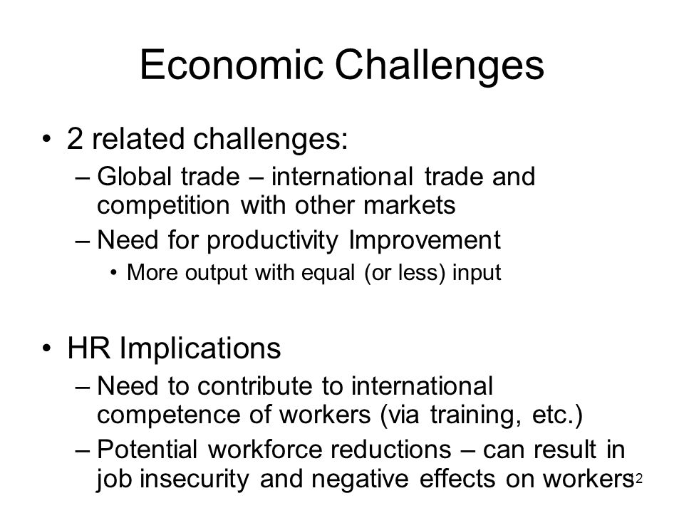 Characteristics and challenges of international hr