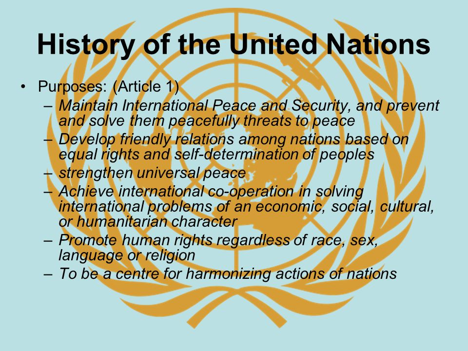 the right of self determination in the united nations Human rights, peoples, and the right to self-determination, in group  jr,  comment, the degrees of self-determination in the united nations era, 88 am.