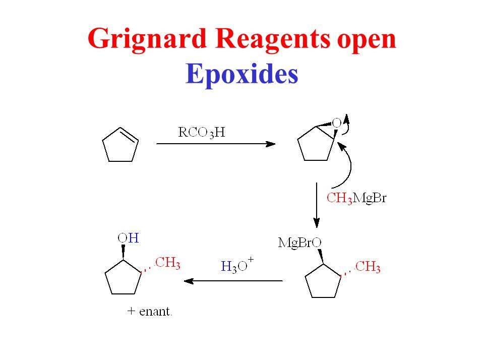 Grignard Ring Opening