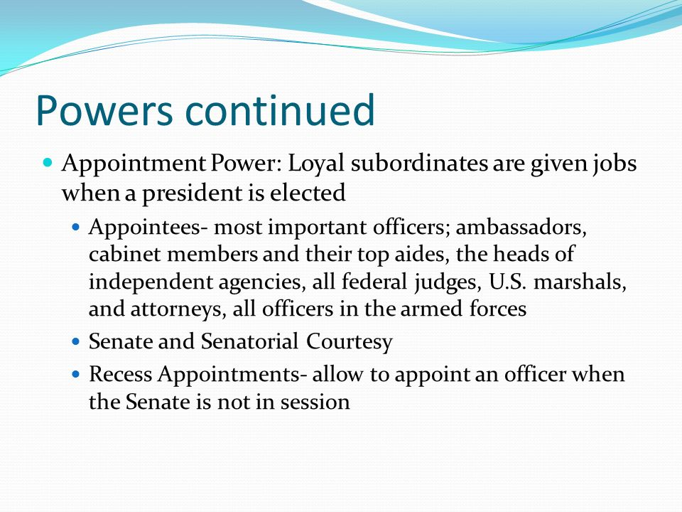 The Executive Branch/Bureaucracy - ppt download
