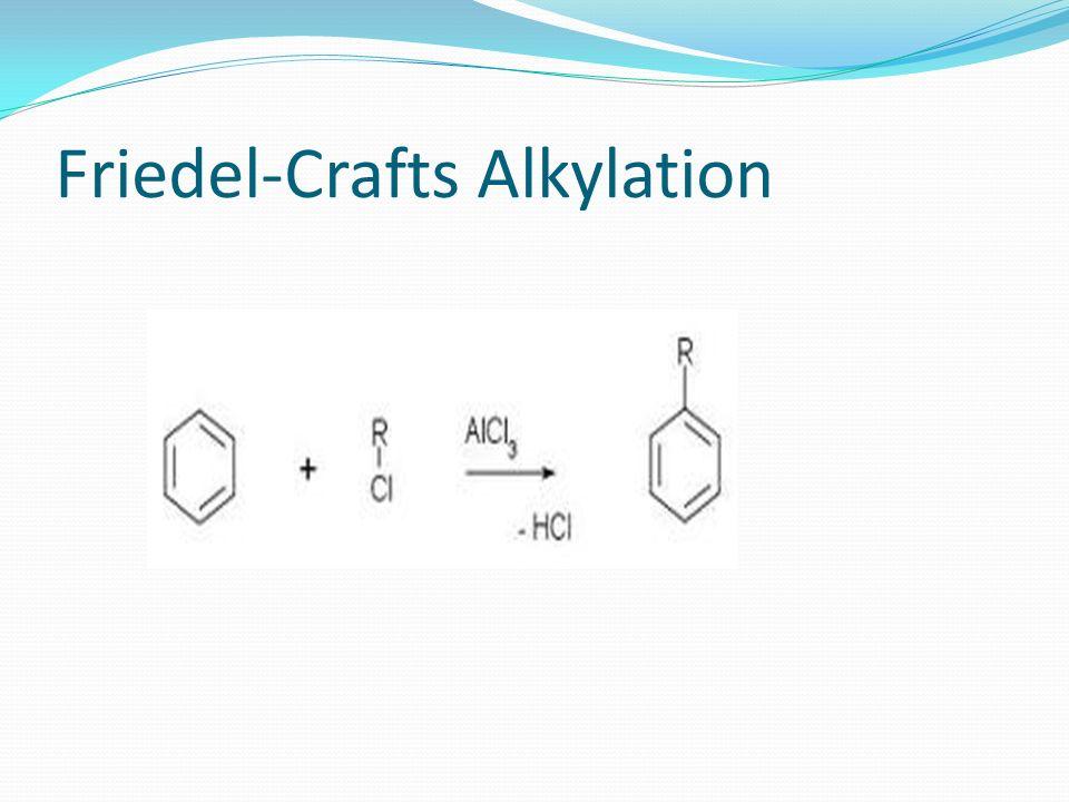Electrophile In Friedel Crafts Alkylation