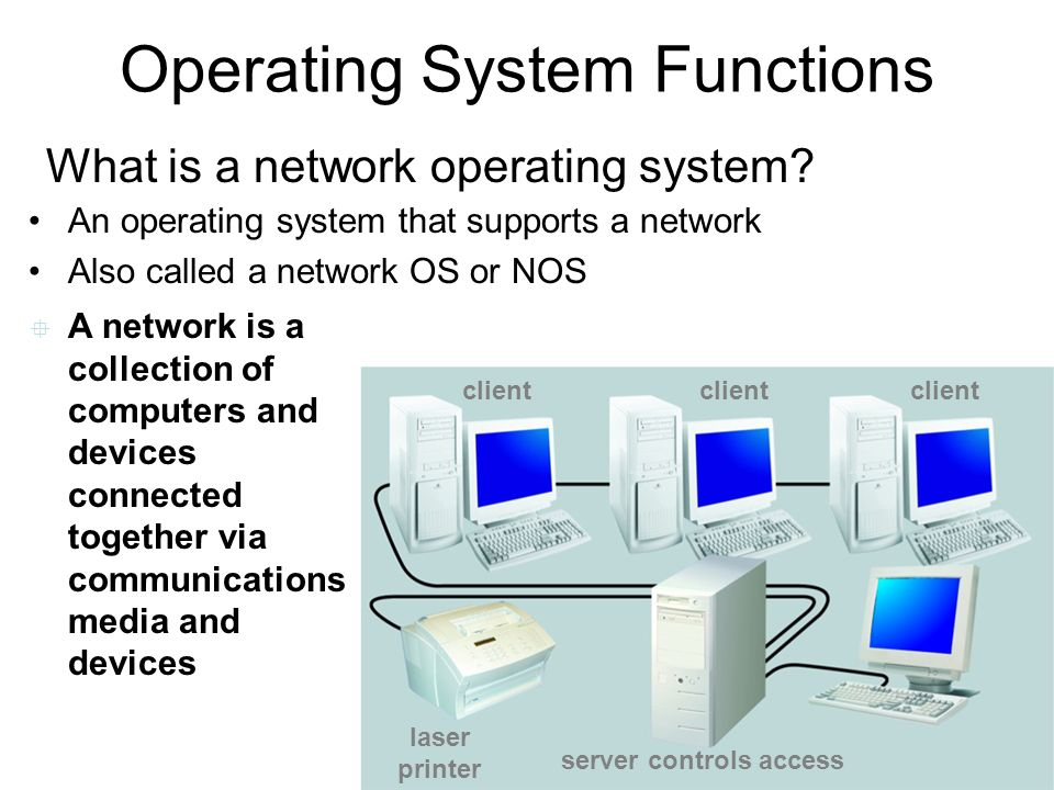 network operating system How can the answer be improved.