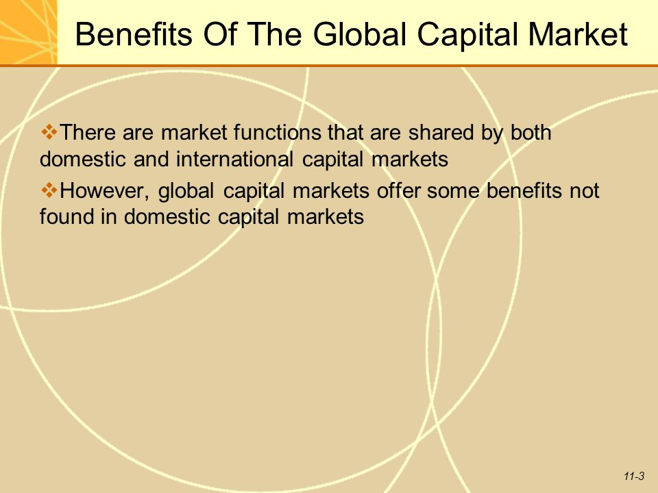 functions of capital market Since the enactment of the capital markets and securities (cms) act, cap   capital markets fulfills the transfer function of current purchasing.