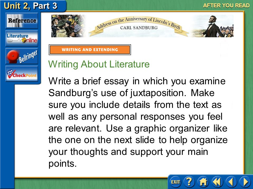 response to literature graphic essay organizers Tools for your students (much more coming shortly) 25 language arts graphic organizers language arts graphic organizers: story maps, double entry diary, concept wheel, 5 paragraph essay planner, think-pair-share chart, venn diagrams for 2 or 3 topics, tools coming soon ideas for bulletin boards bulletin boards: all you need is card.