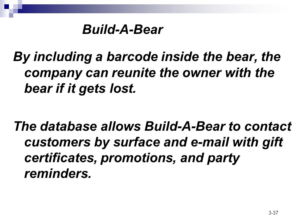 build a bear marketing A standard build-a-bear creation can carry a price tag of $50, even before add-ons what the company did not anticipate was a black friday-esque debacle, replete with law enforcement getting .