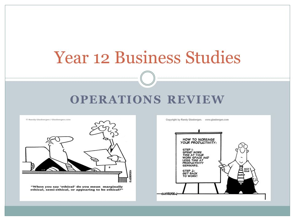business studies year 12 operations marketing Business studies case studies operations and similar documents to business studies case studies operations and marketing hsc - year 12 - business studies.