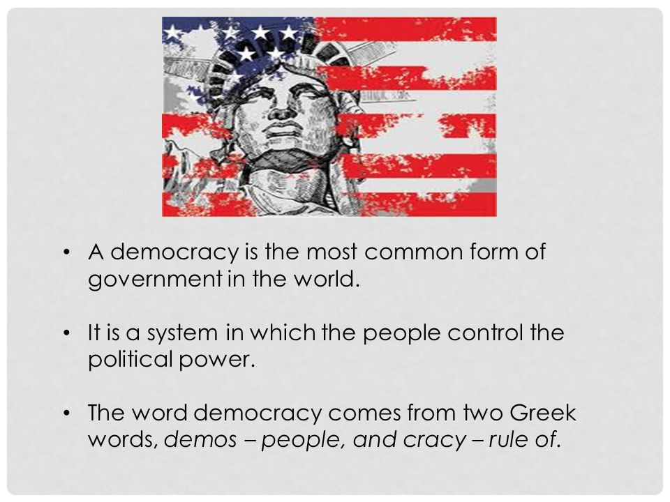 What is A Democracy?. - ppt video online download