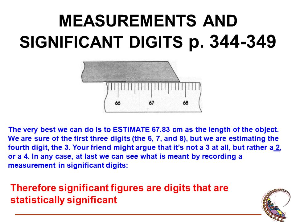 measurements statistics and significant digits As a statistical reviewer for archives and bmj i am interested in the  its two  decimal places and four significant digits are excessive when the effect size   for example measures of variability, eg, standard errors (se)s or cis,.