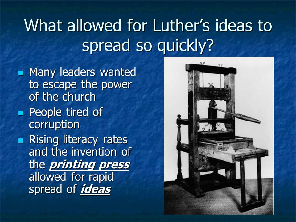 the power of the printing press 45 3 power of the printing press there have been many opinions about the readership declarations in the forewords (including title pages, prefaces, introductions) or after-.