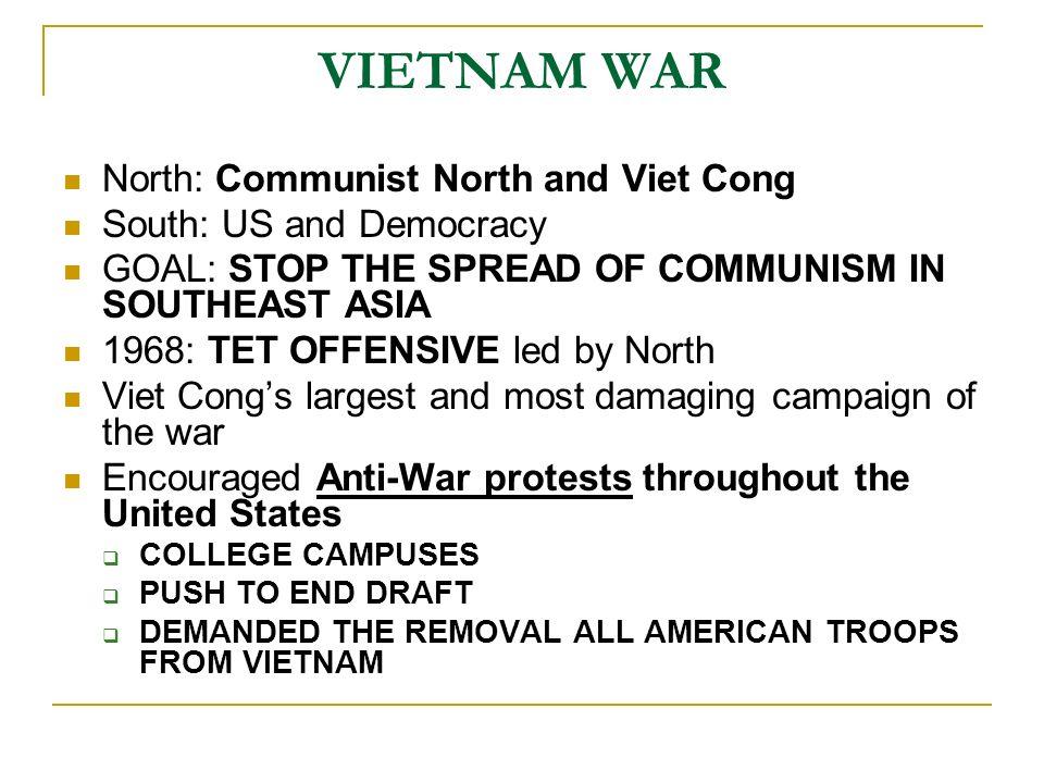 DEMOCRACY VS. COMMUNISM UNITED STATES VS. SOVIET UNION ...
