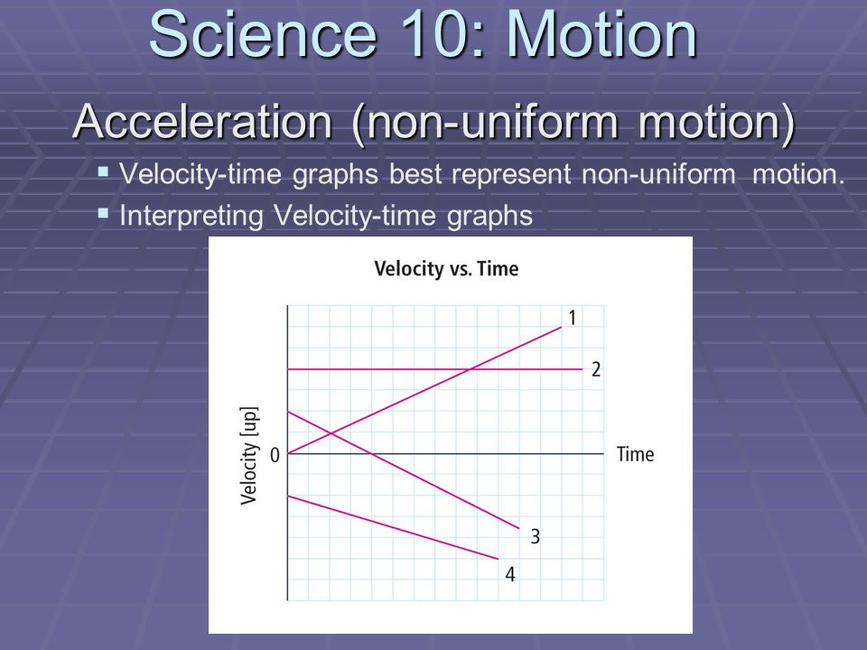 non uniform motion lab about acceleration and The direction of the force in cases of circular motion at constant speeds  circular motion and centripetal acceleration race cars with constant speed around curve.