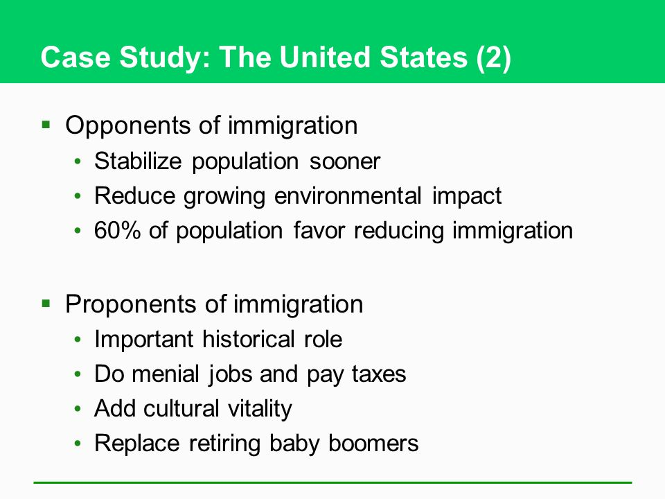 Economic impact of illegal immigrants in the United States