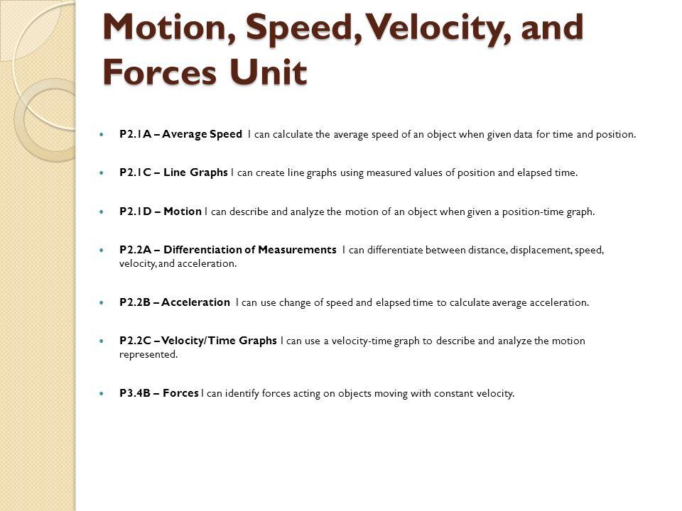 Speed Velocity Using The Velocity Blogutis