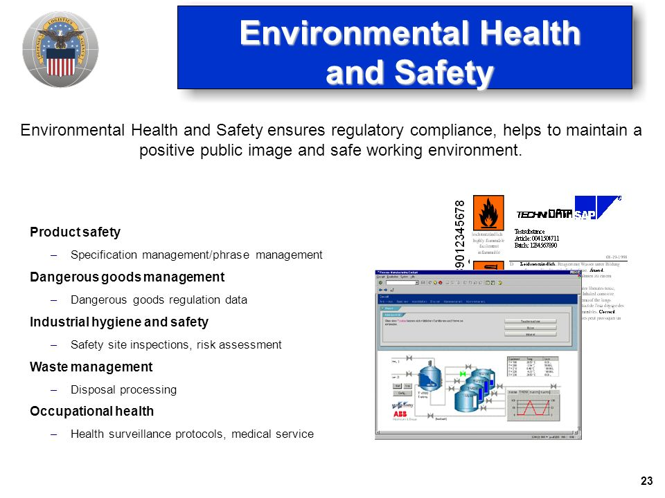 process safety health and environmental summary Safety, health, environmental & quality policy  32 review of safety, health, environmental and quality policy  summary of pre use inspection process ii).