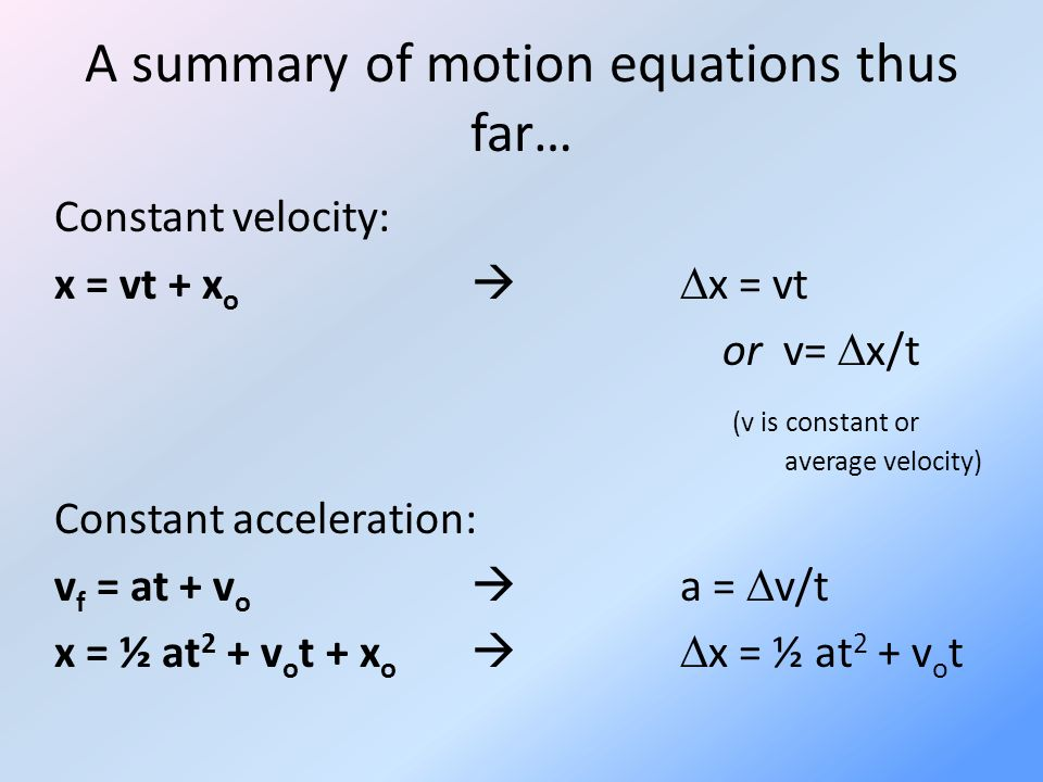 force and displacement relationship