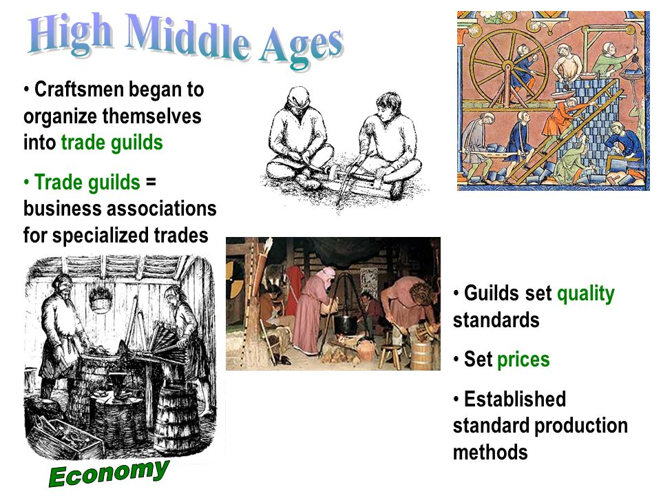 high middle ages The high middle ages were a time of tremendous growth in europe the foundations of europe as it is known today were set the major nation-states that were to.