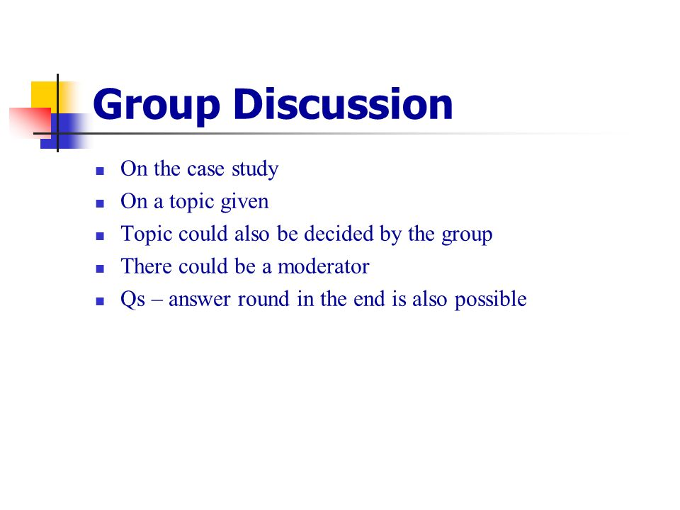 Case Study Skills - Interview Preparation| GD Topics