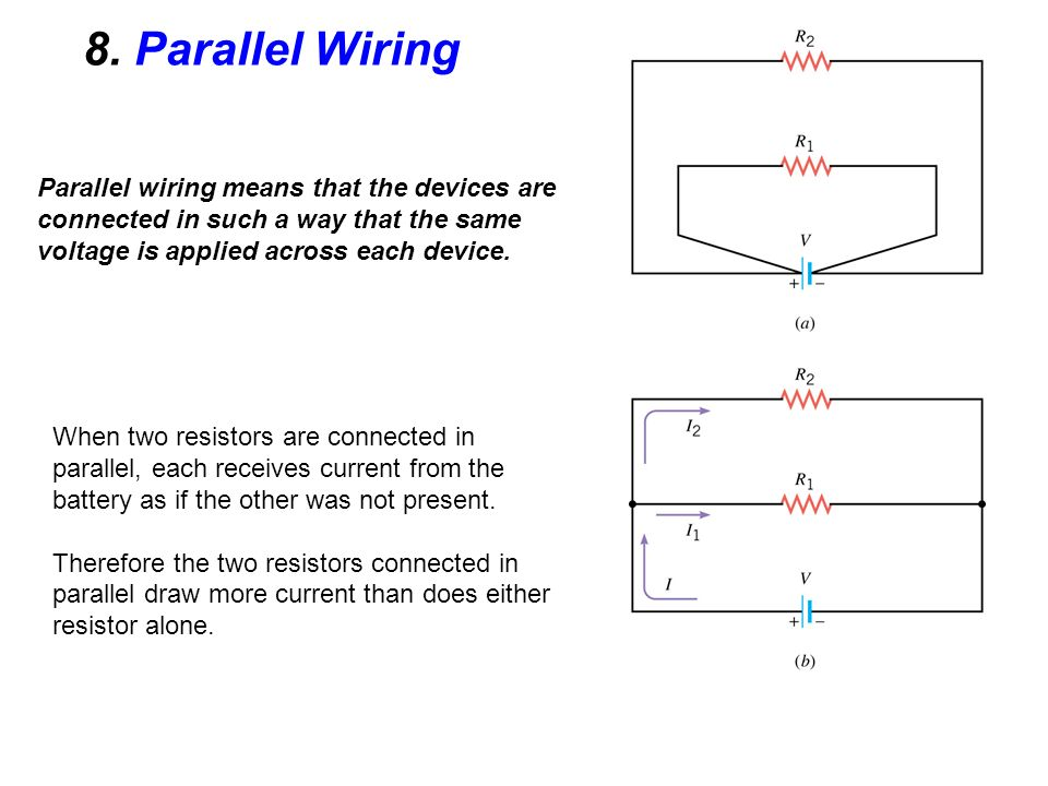 Resistivity and Resistance Electric Current DC Circuits ppt