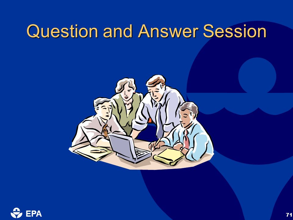 Question And Answer Session
