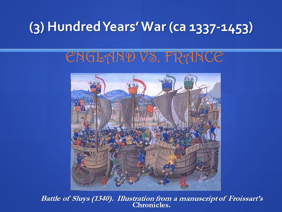 100 years war france and england essay The hundred years war essaysthe hundred years in england, the war motivated joan of arc's ideas inspired people to look at france as a country and not just.