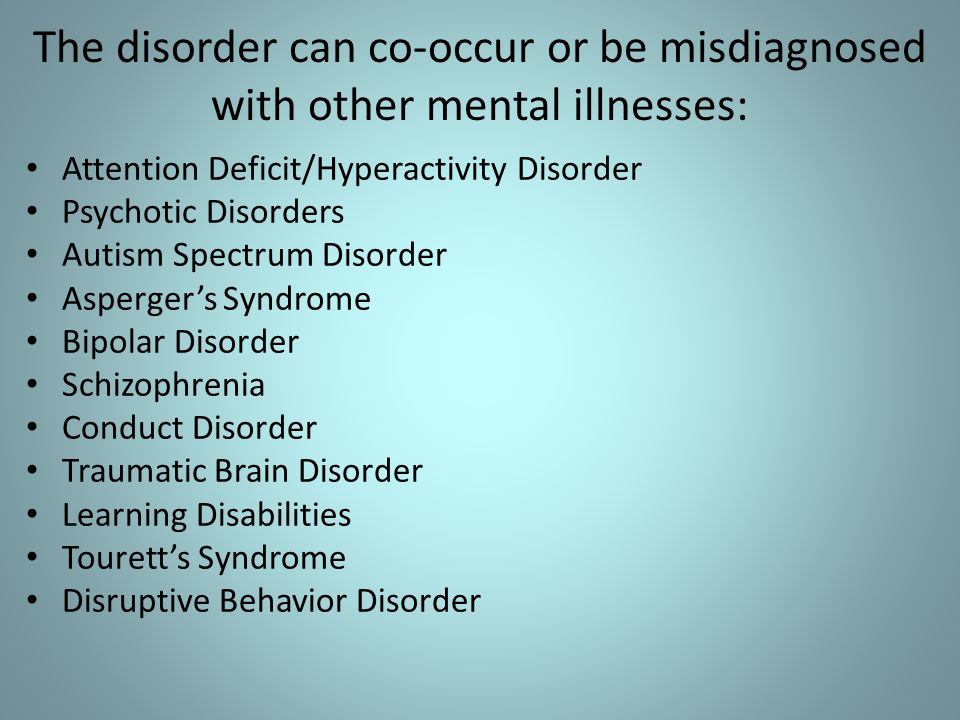 the common misdiagnosis of attention deficit disorder Attention deficit hyperactivity disorder, or adhd, has become a common diagnosis among children and adolescents any hyper, out of control child in the classroom may be perceived as having adhd and many more are being medicated for this disorder each day.
