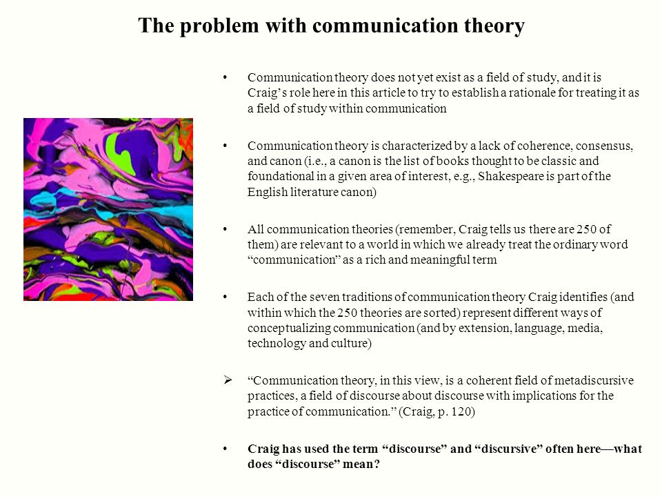 An analysis of the stranger as a communication theorist view