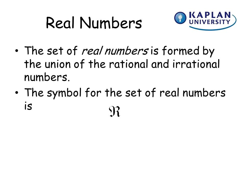 Symbol Of Real Numbers Choice Image Meaning Of This Symbol
