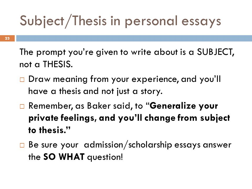 find thesis subject Making the choice: determining good thesis topics one is assigned to write a thesis as a part of the requirements for obtaining a master's or phd degree therefore, it is a pretty important paper for a person's academic career and their future job prospects the most crucial constituent of a writing endeavor is selecting a topic thesis topics are usually.
