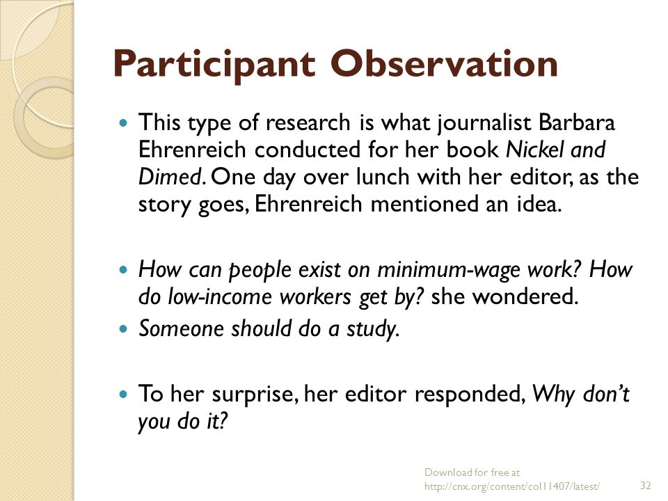research analysis of barbara ehrenreichs cultural Get an answer for 'in barbara ehrenreich's nickel and dimed, analyze the diction of the chapter serving in florida' and find homework help for other nickel and dimed: on (not) getting by.