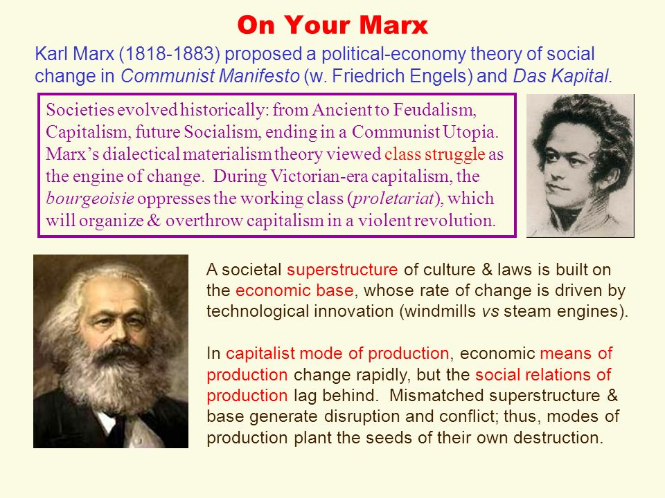 an analysis of class struggle in the communist manifesto by karl marx The communist manifesto is profoundly marked by the history of class struggle and social inequality throughout history in fact marx suggests that history is in essence merely a timeline of class struggle, unchanging apart from the alteration in mode of production the document is the story of the .