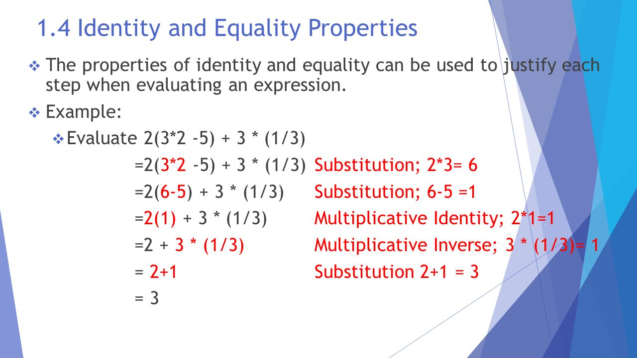 Algebra 1 Properties Examples | Homeshealth.info