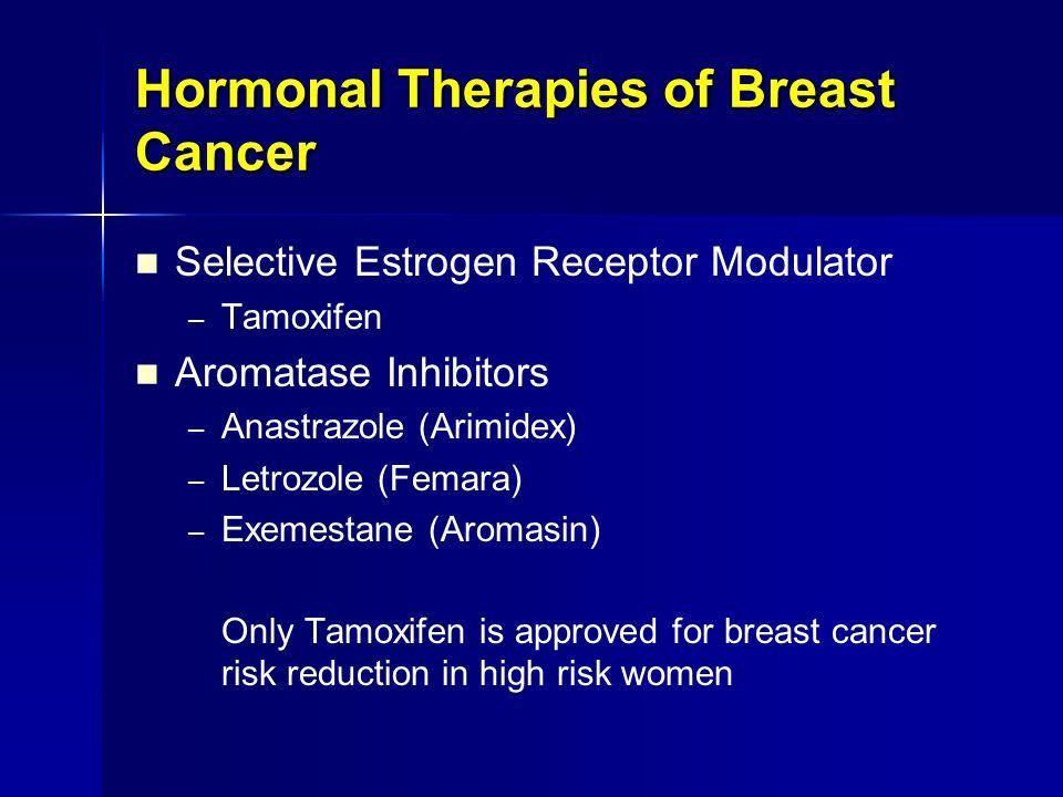Tamoxifen high estrogen