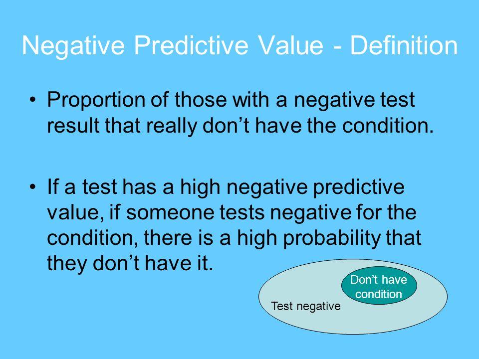 Definition of predictive value in statistics predictive for What is the definition of house music