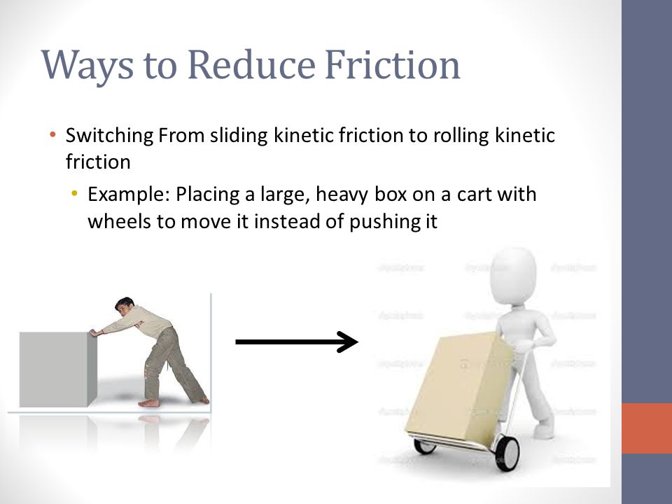 Types Of Friction Ppt Video Online Download