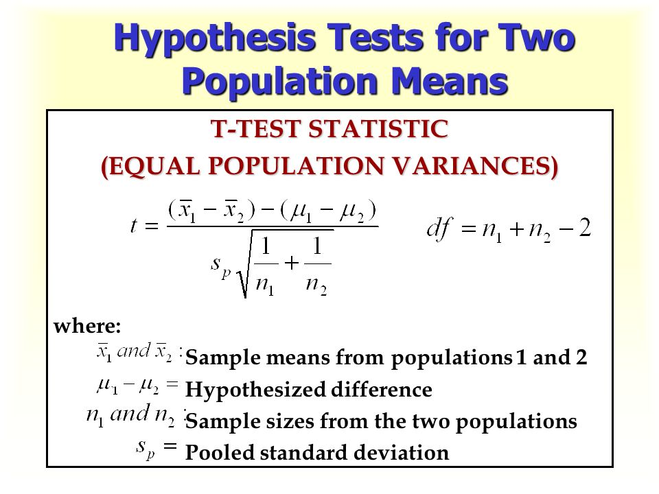 t test statistical hypothesis testing and mean Khan academy is a nonprofit with the mission of providing a free conditions for a t test about a mean when to use z or t statistics in significance tests.