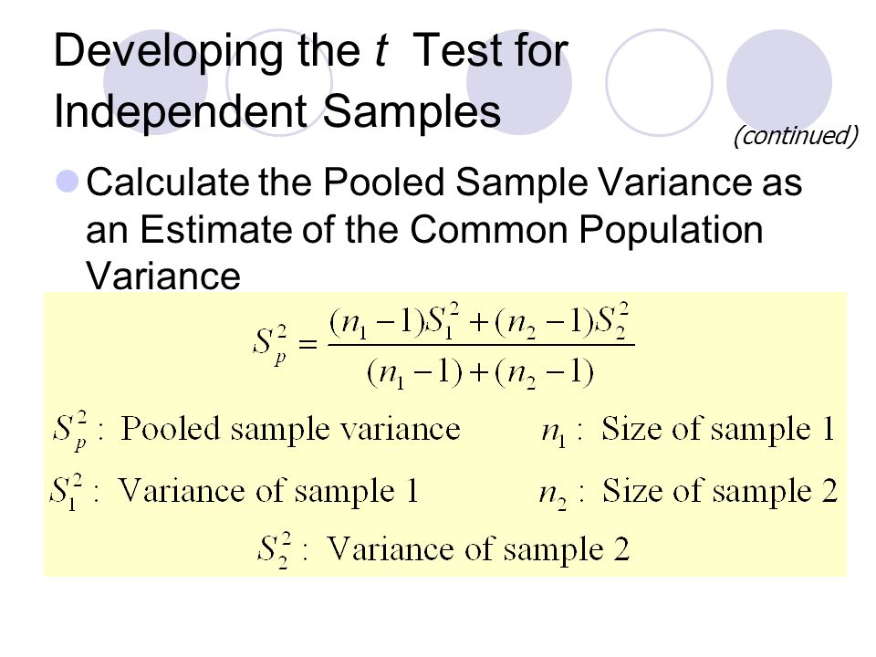 Hypothesis Testing – Two Samples - ppt download